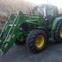 Maquina Agricola John Deere 6430 Pr. ECO 2008, $ 20.000 US
