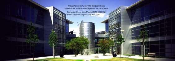Venta y alquiler de todo tipo de propiedades en todo nicaragua