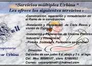 SERVICIOS MULTIPLES URBINA