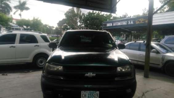 Chevrolet trailblazer, año 2003 en venta