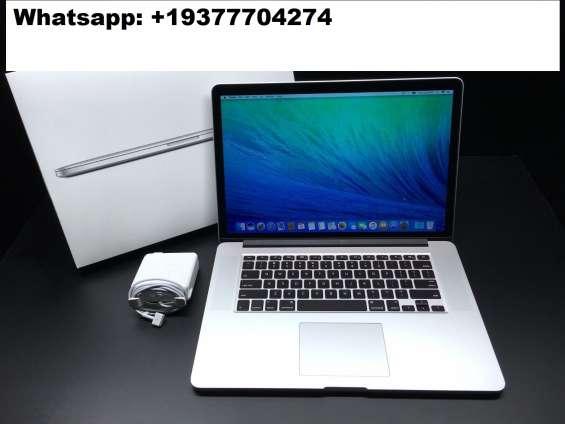 "Apple macbook pro 15"" retina / 3.8ghz quad i7 / 16gb ram / 512gb ssd osx 2018!"