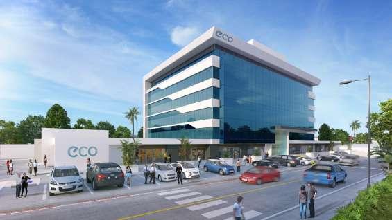 Fotos de 33 oficinas corporativas en renta en edificio eco 5